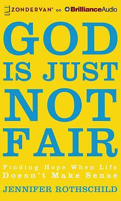 God Is Just Not Fair Audiobook - CD