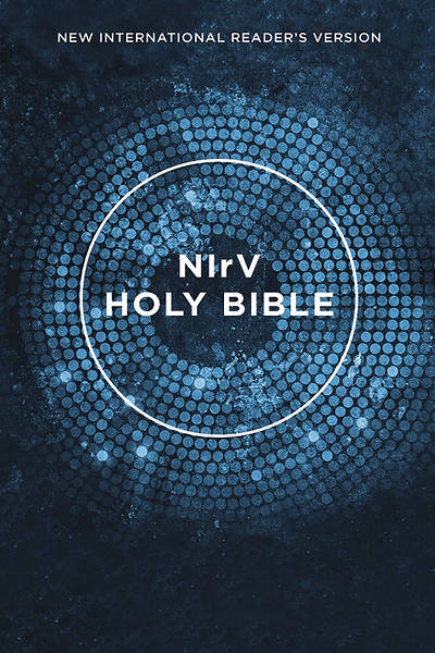 NIRV, Outreach Bible, Paperback, Blue (Case of 24)