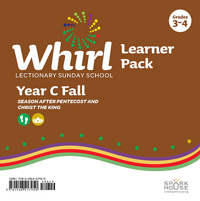 Whirl Lectionary Grades 3-4 Learner Leaflet Fall Year C