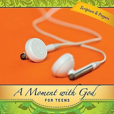 A Moment with God for Teens - eBook [ePub]