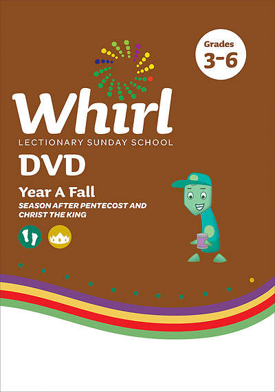 Whirl Lectionary Grades 3-6 DVD Fall Year A