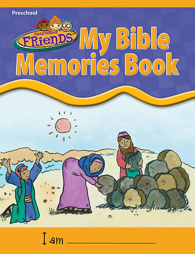 Faithweaver Friends Preschool My Bible Memories Spring 2013