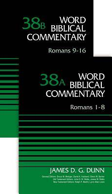 Romans (2-Volume Set---38a and 38b)