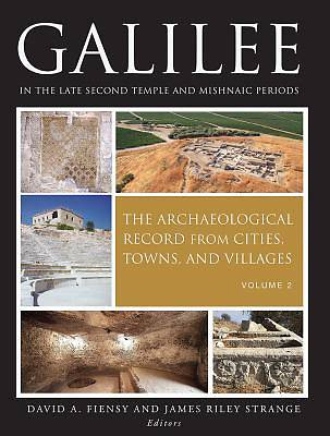 Galilee in the Late Second Temple and Mishnaic Periods [ePub Ebook]