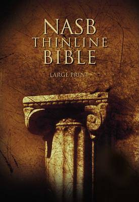 Large NASB Thinline Bible