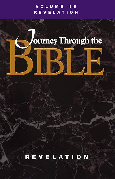 Journey Through the Bible Volume 16: Revelation Student Book