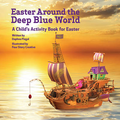 Easter Around the Deep Blue World (Pkg of 10)