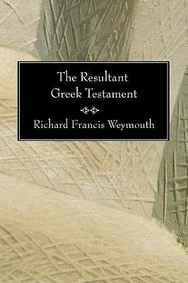 The Resultant Greek Testament