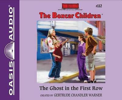 The Ghost in the First Row (Library Edition)