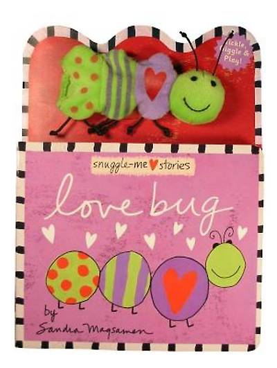 Love Bug With Finger Puppet