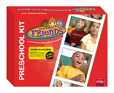 Group FaithWeaver Friends Preschool Quarterly Kit Fall 2013