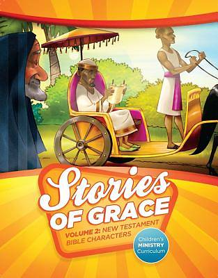 Stories of Grace Childrens Curriculum V2