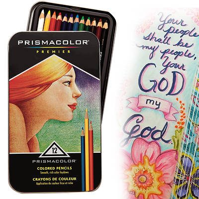 Prisma Premier Colored Pencils with Tin Case