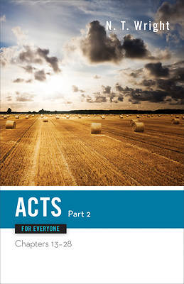 Acts for Everyone, Part Two [ePub Ebook]