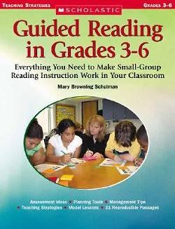 Guided Reading in Grades 3-6