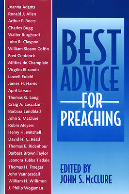 Best Advice for Preaching