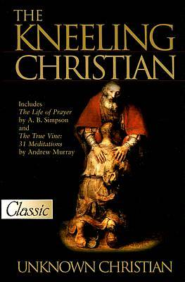 Kneeling Christian with CD (Audio)