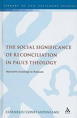 Social Significance of Reconciliation in Pauls Theology