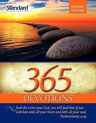 365 Devotions Pocket Edition-2013