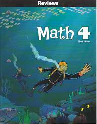Math Grade 4 Reviews Activity Book 3rd Edition