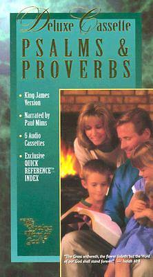 Deluxe Psalms and Proverbs-KJV