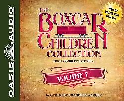 The Boxcar Children Collection Volume 7 (Library Edition)