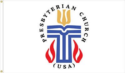 Presbyterian Outdoor Flag