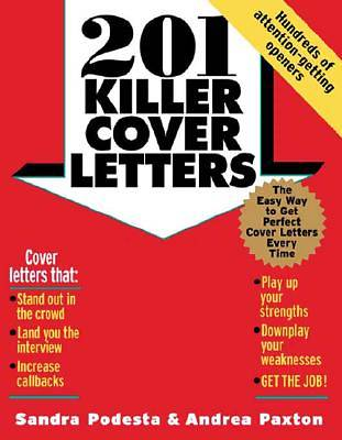 201 Killer Cover Letters [Adobe Ebook]