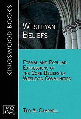 Wesleyan Beliefs - eBook [ePub]