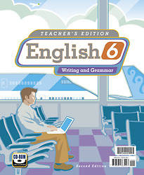 Grade 6 English Teachers Edition and CD 2nd Edition