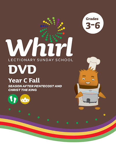 Whirl Lectionary Grades 3-6 DVD Fall Year C