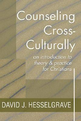 Counseling Cross-Culturally