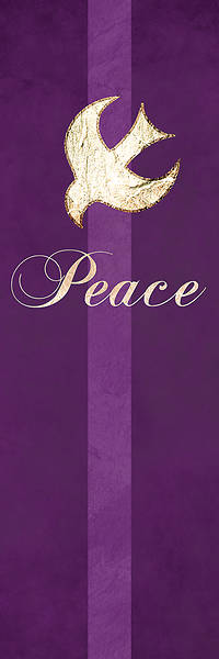 Chrismon Peace Banner