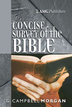 A Bible Survey, Genesis-Revelation