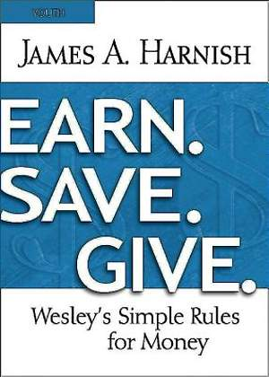 Earn. Save. Give. Youth Study Book