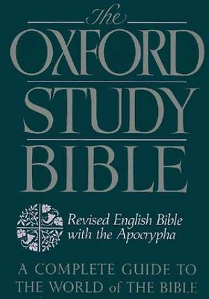Bible REB Oxford Study