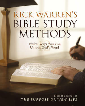 Rick Warren`s Bible Study Methods