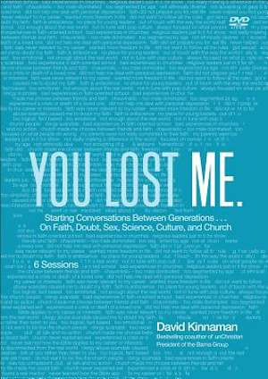 You Lost Me DVD