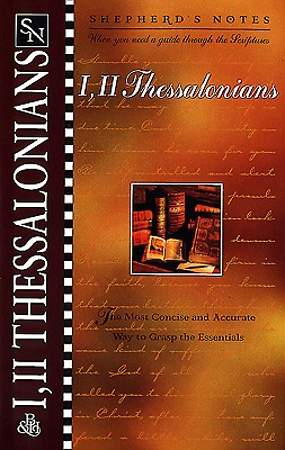 Shepherd's Notes I & II Thessalonians