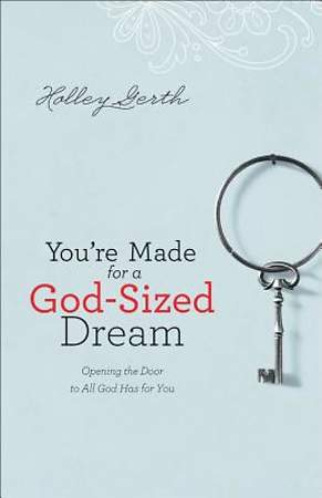 You're Made for a God-Sized Dream [ePub Ebook]