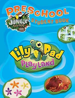 Standard VBS 2014 Jungle Safari Preschool Student Book