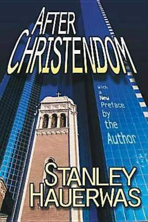 After Christendom? - eBook [ePub]