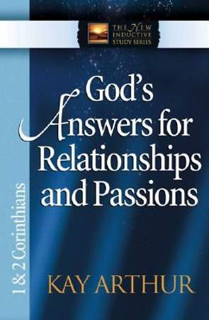 God`s Answers for Relationships and Passions