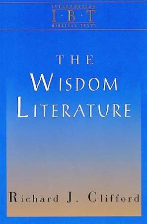 The Wisdom Literature - eBook [ePub]