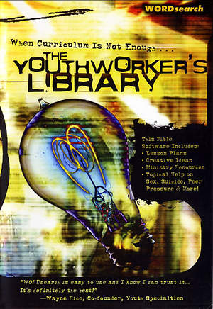 WordSearch™ Youthworker's Library CD-ROM