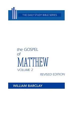 New Testament the Gospel of Matthew