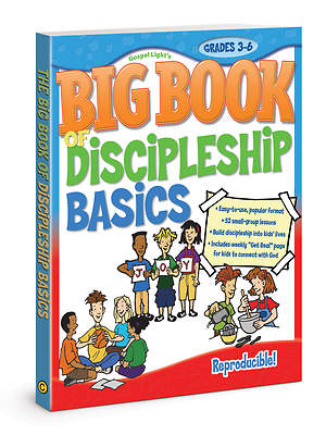 The Big Book of Discipleship Basics