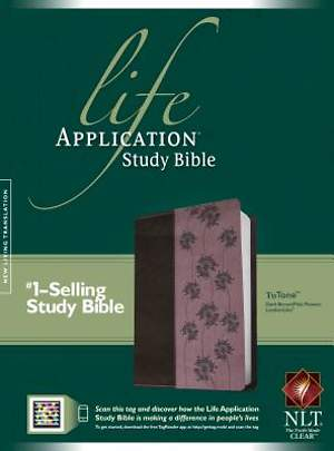 New Living Translation Bible Life Application Study
