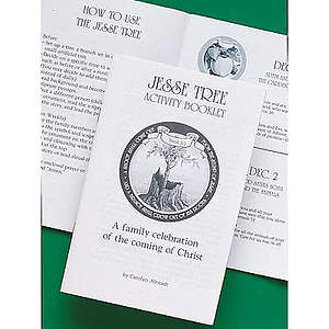 Jesse Tree Booklets (Pack of 12)