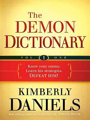 The Demon Dictionary Volume One [ePub Ebook]
